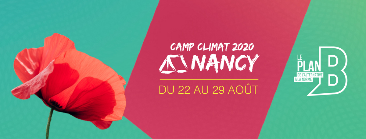 Camp Climat Nancy 2020
